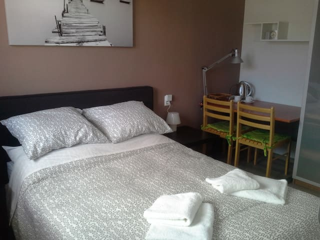 NEW Comfortable room with bathroom incl breakfast - Amsterdam - Dom
