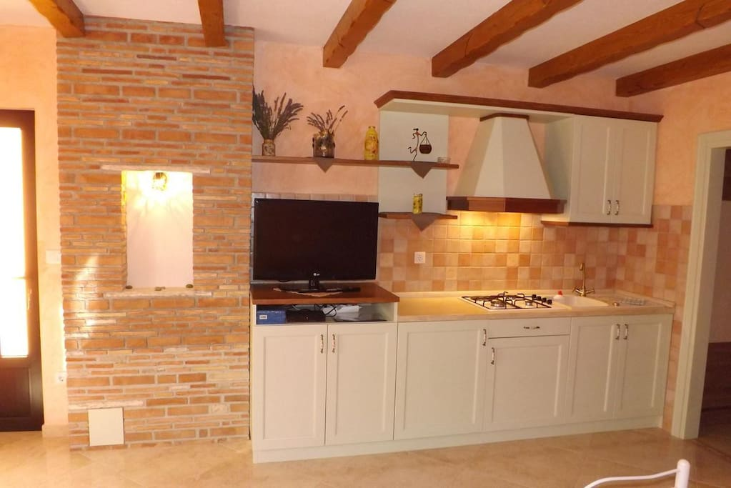 Kitchen, Surface: 6 m²