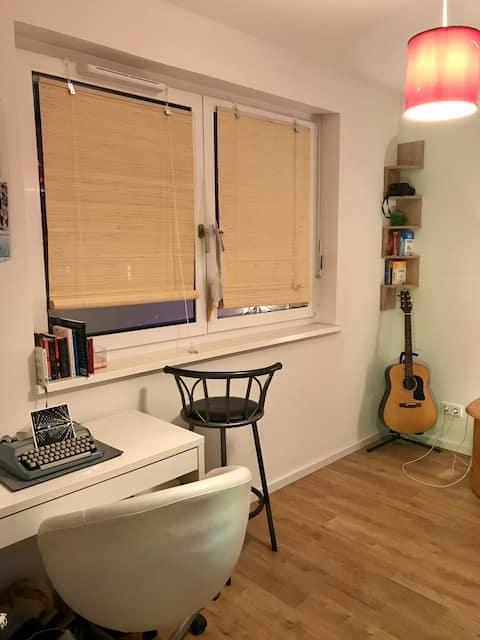 Wellness, Zen, Cozy, quiet room in TOP area