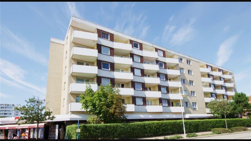 2 Zi-Ferienwohnung in Westerland/Sylt kurzfr. frei - Sylt - Apartment
