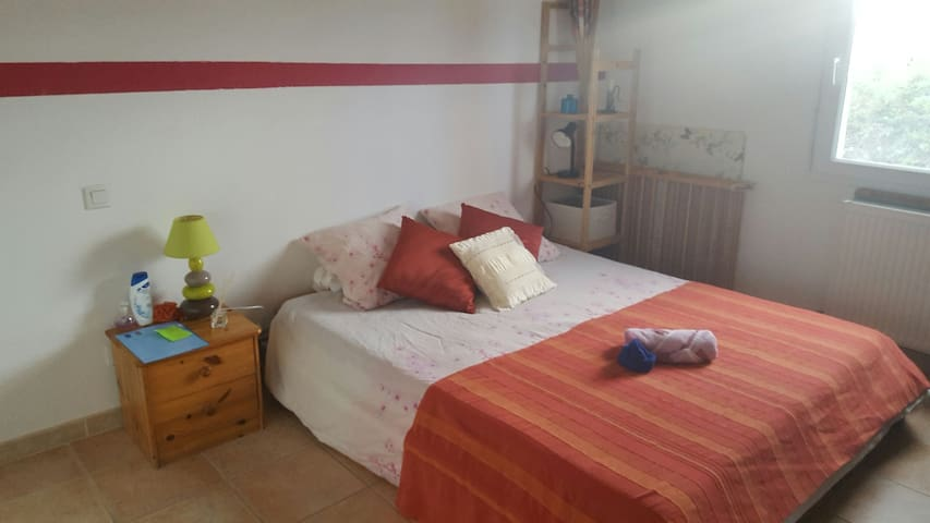 Room for 2 people in house with garden - Ales - Alès - House