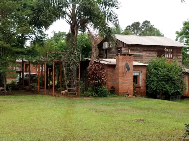 Cabaña Kaaguy ryapu