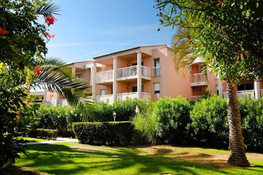 Residence hotelier avec jardin ville golfe juan - Appartement de ville hotelier vervoordt ...