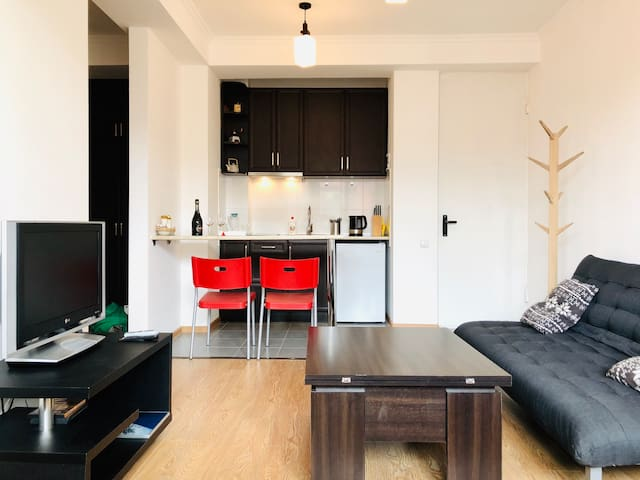 3-room Apartment GVC Gudauri