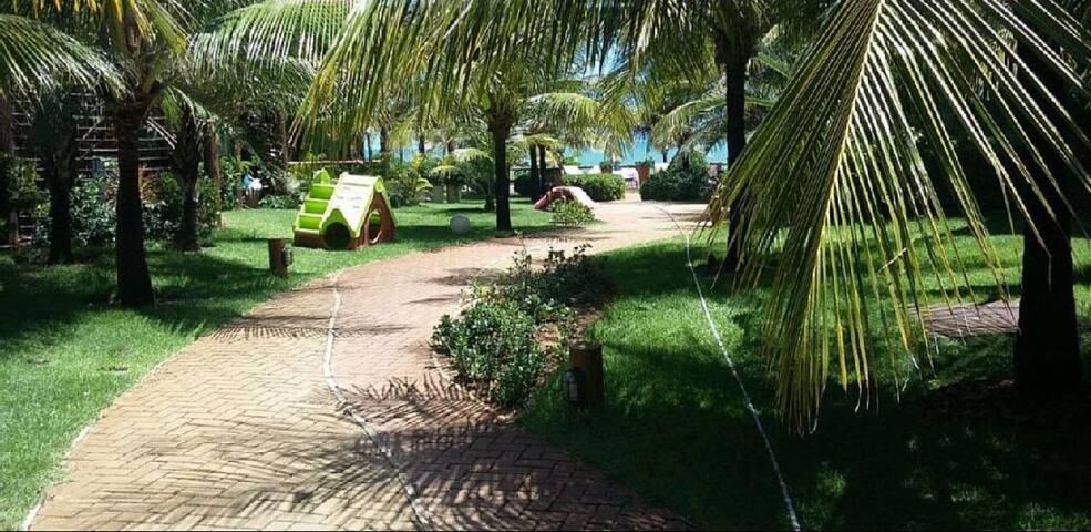 Excelente Village na Beira da praia! - Camaçari - Hus