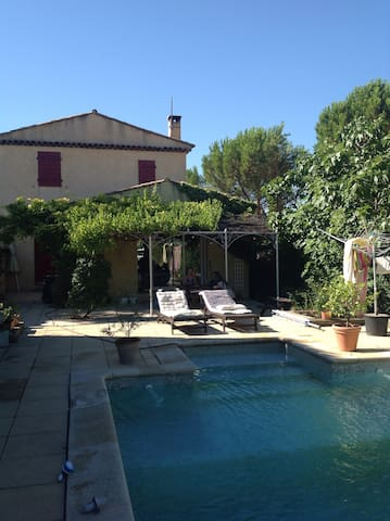 Home from home but in the heart of Provence! - Gréasque - Haus