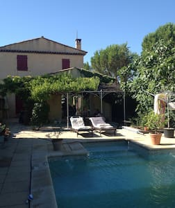 Home from home but in the heart of Provence! - Gréasque - Ev