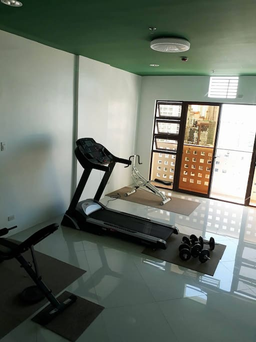 Free access to inhouse gym