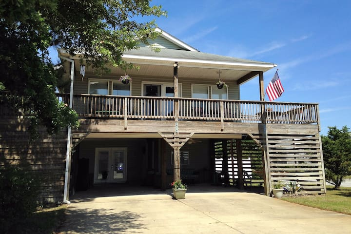 *SPECIAL Winter Rates* at the OBX Carolina Cottage