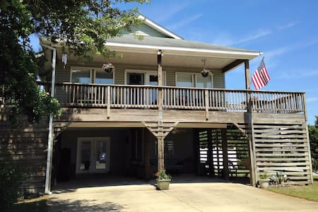 OBX Outdoor Living Retreat at the Carolina Cottage