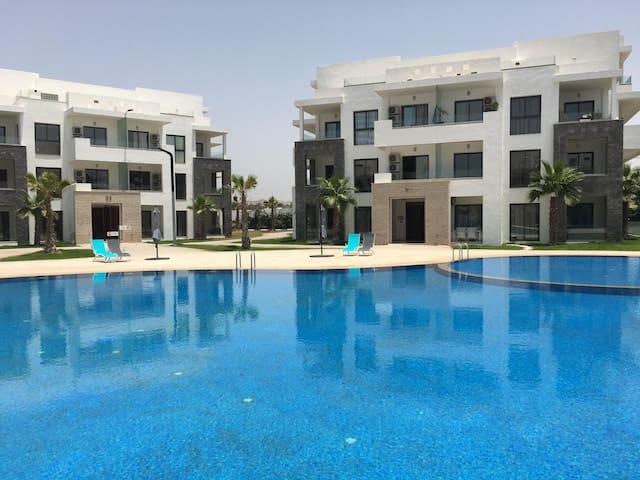 Appartement moderne résidence hivernage Agadir