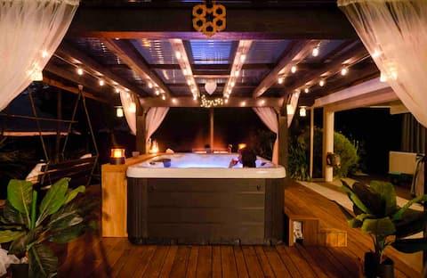 Taupo Luxury hidden retreat,SK bed,ensuiteNetflix