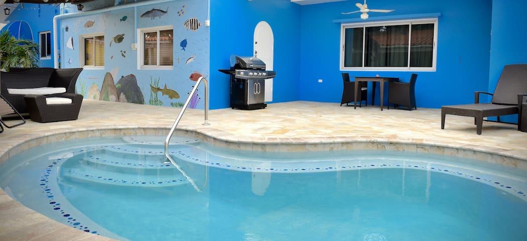 Top 20 Ferienwohnungen In Oranjestad-west, Ferienhäuser ... Design Des Swimmingpools Richtig Wahlen