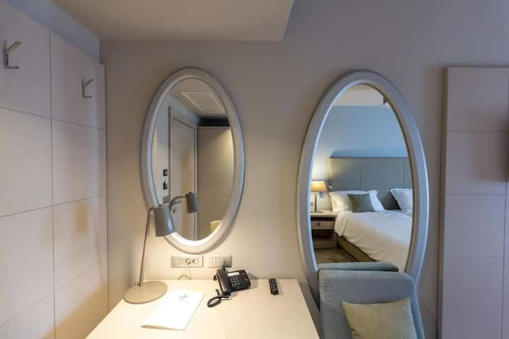 Deluxe Double Room at Torretta Palace near Zadar