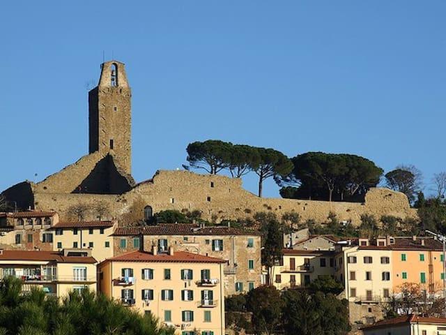 Via delle Carbonaie - Castiglion Fiorentino - Lejlighed