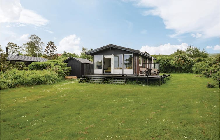Holiday cottage with 2 bedrooms on 45m² in Nykøbing Sj