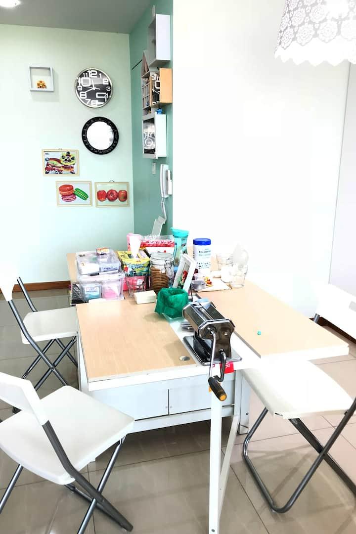 Home Studio Set Up for Session