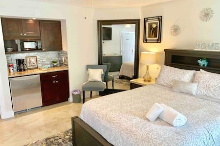 Luxury studio with private entrance near UCF