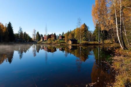 Familiebolig i Oslo, i marka og sentrumsnært