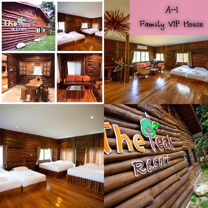 A1 @ The Teak Resort