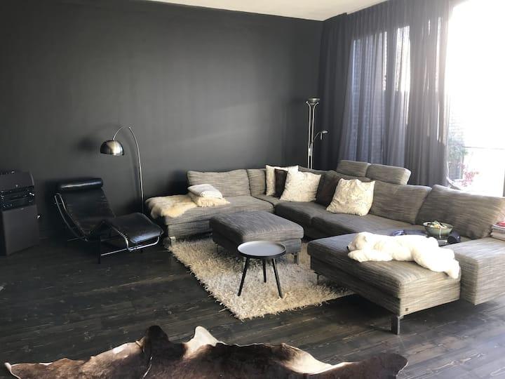 Clean, spacious, 2 bathroom LOFT