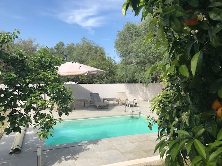 Villa Piscine privative 4/6 personnes Corse