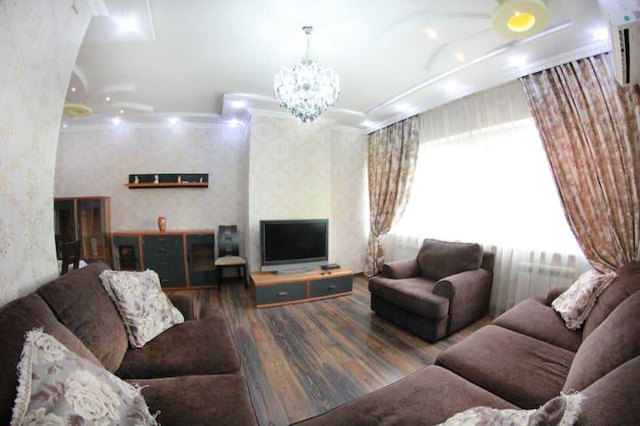 """Жилой комплекс""""Abay Residence"""" аппартамент элитный"""
