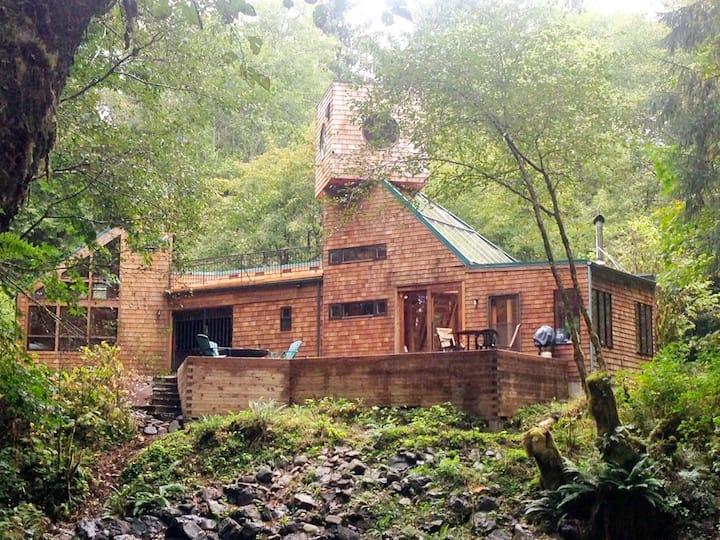 Soapstone Woodland River Retreat