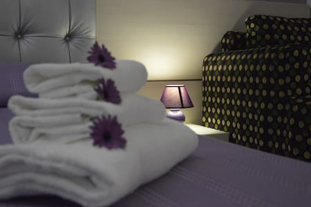 Camera Lilla - Il Gheppio Bed & Breakfast - Ispica