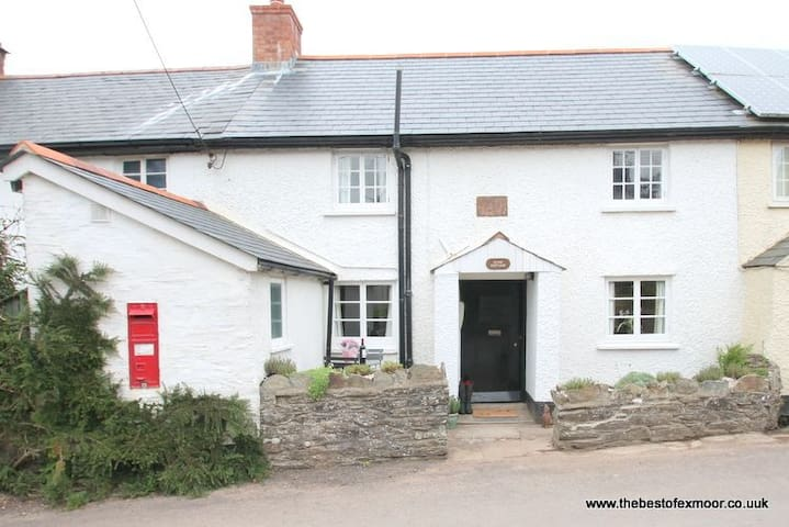 Syms Cottage, Cutcombe - Wheddon Cross - Casa