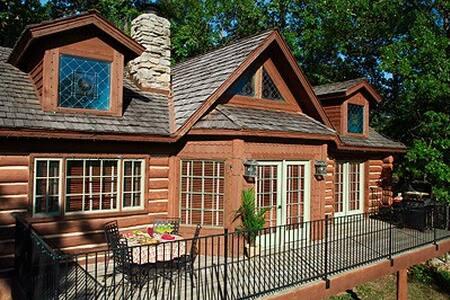 Wilderness Club 2 Bedroom Cabin & Resort - Ridgedale - Własność wakacyjna