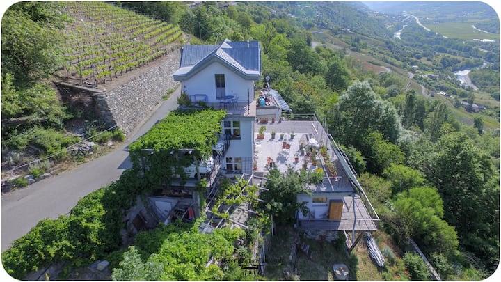 Valle d'Aosta-La mansarda di Byron