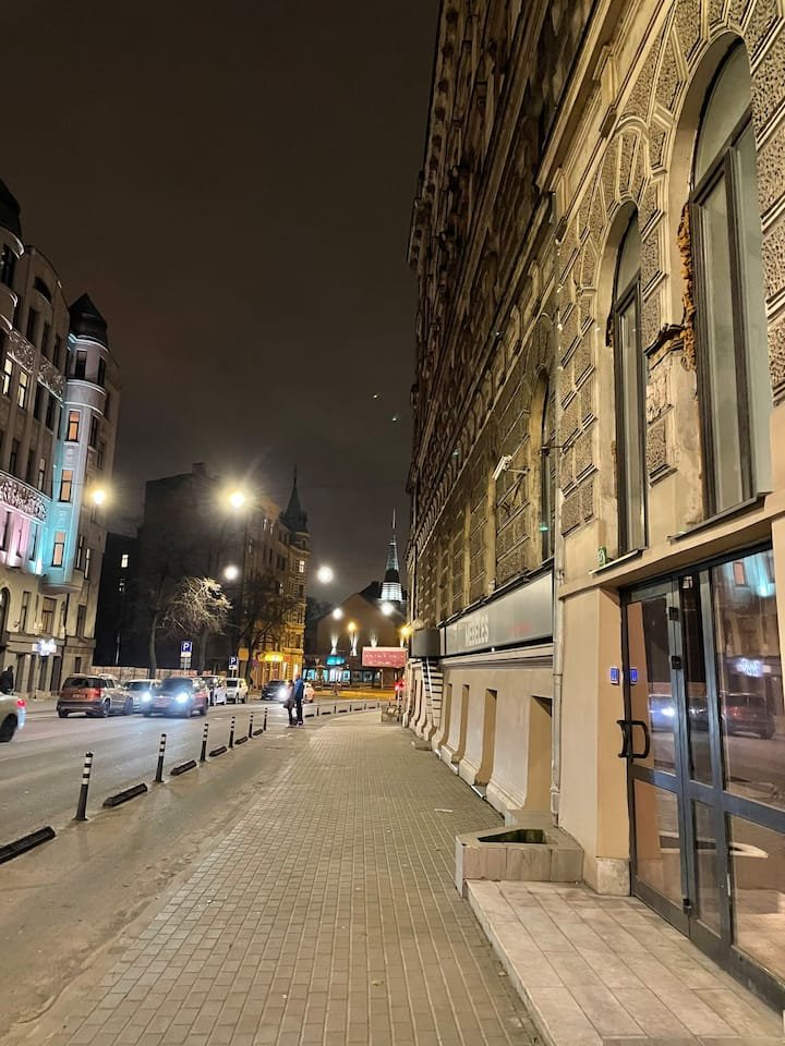 Anna's guesthouse-new & cozy rooms in Riga center