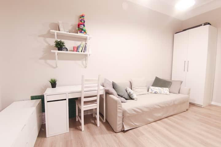 Kleines und gemütliches Appartement im Zentrum