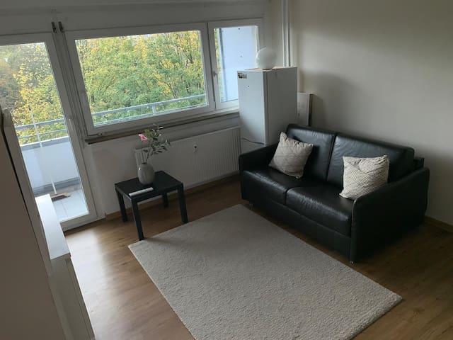 Cozy Studio Flat in Stuttgart