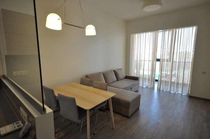 New cozy and stylish 2 bed room apartment!