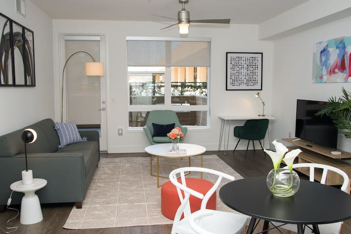 Kasa | Orange County | Modern 1BD/1BA Apartment