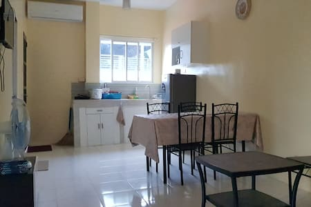 Newly built apartment for rent!