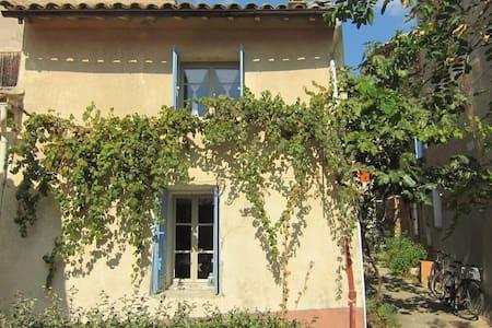 Charmante maison de hameau au pied du Mont Ventoux - Bédoin - Haus