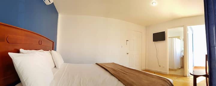 Double Room, 1 King Bed, Park View