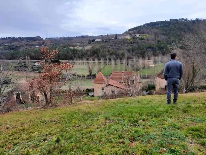 Le Campagnol, un gîte entre calme et nature.