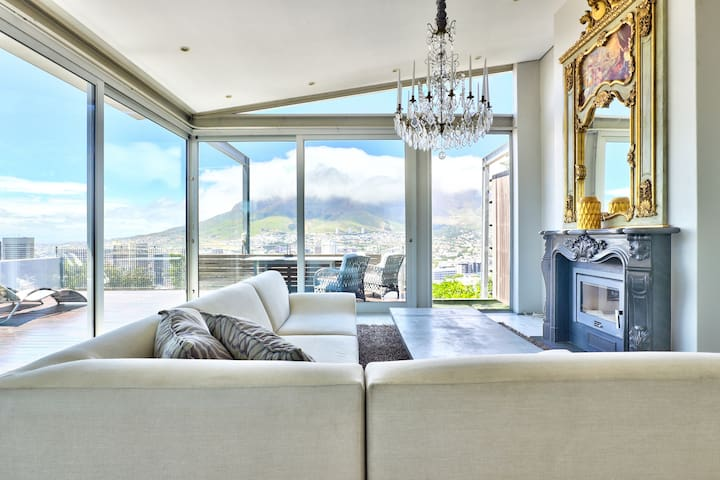 Stunning home with THE BEST views in Cape Town