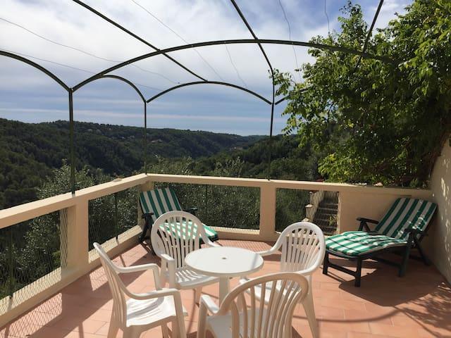 Villa Aurore : A lovely Provencal Villa - Vence - Villa