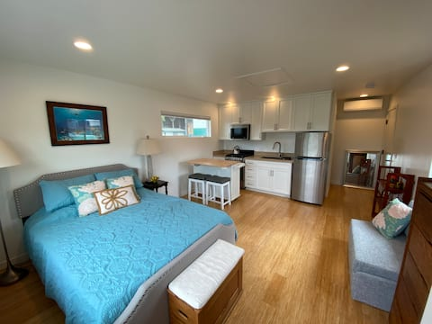 Brand New Studio Retreat by Morro Bay State Park
