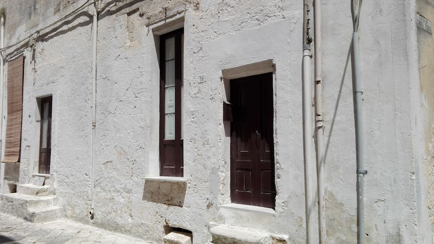 Appartamento Storico,centro Manduria - Manduria - Apartamento