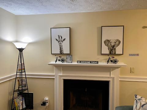 💫Centrally Located Townhome Near Stn. Mtn. Park