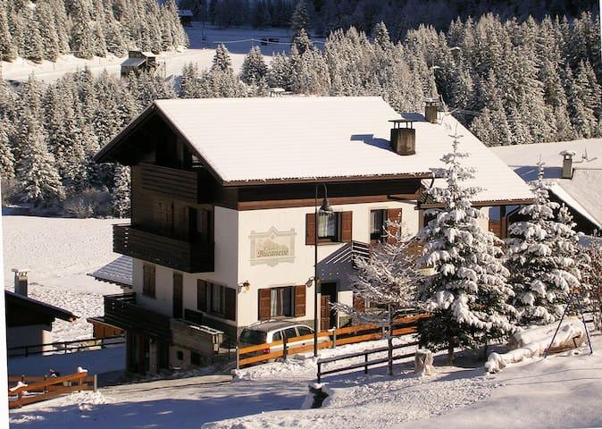 ROMANTIC CHALET RELAX TERME  SPORT SKI TREKKING - Santa Caterina Valfurva - Wohnung