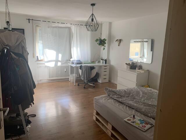 WG-Zimmer Stuttgart-City befristet