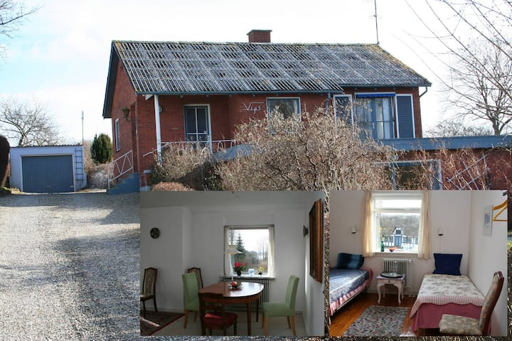Nice holiday apartment in Faaborg