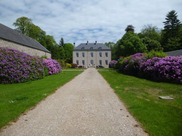 pavillon de garde du Chateau